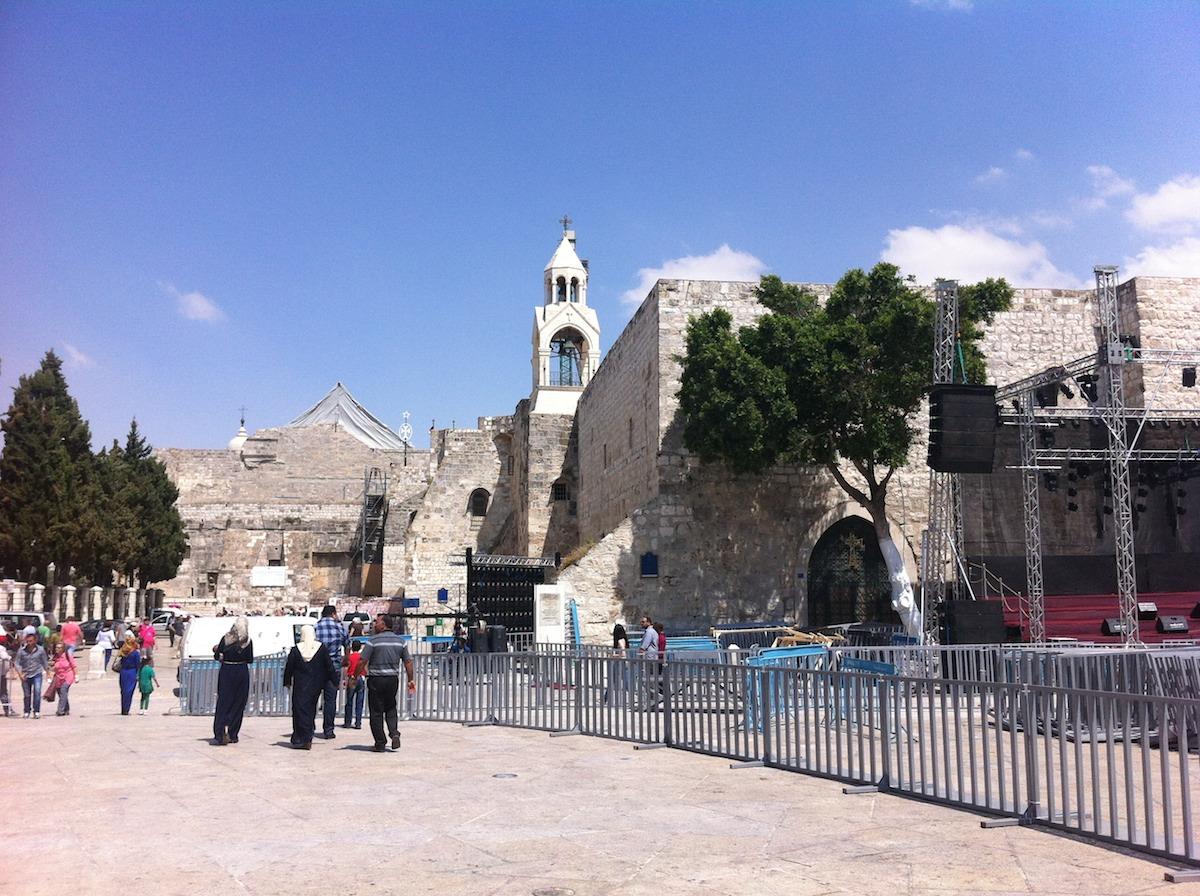Nativity church Bethlehem